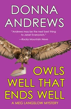 Owls Well That Ends Well, Donna Andrews