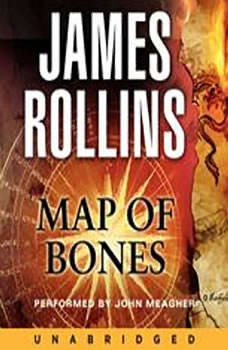 Map of Bones: A Sigma Force Novel, James Rollins