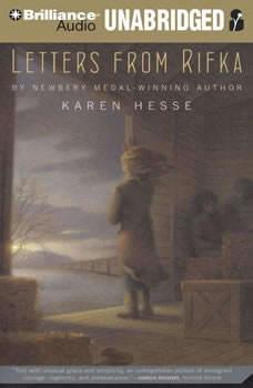 Letters from Rifka, Karen Hesse