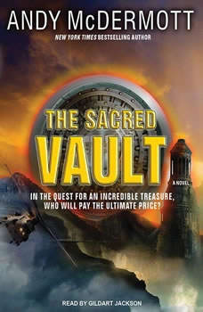 The Sacred Vault, Andy McDermott