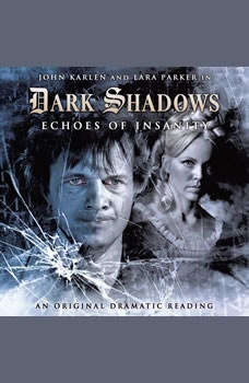 Dark Shadows - Echoes of Insanity, D Lynn Smith