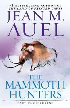 The Mammoth Hunters, Jean M. Auel
