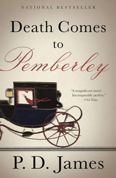 Death Comes to Pemberley, P. D. James