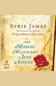The Missing Manuscript of Jane Austen, Syrie James