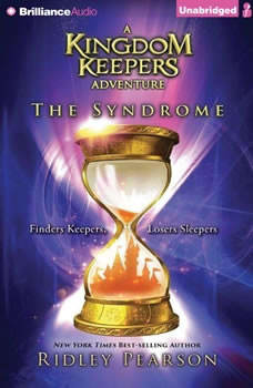 The Syndrome: The Kingdom Keepers Collection, Ridley Pearson