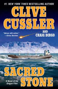 Sacred Stone, Clive Cussler