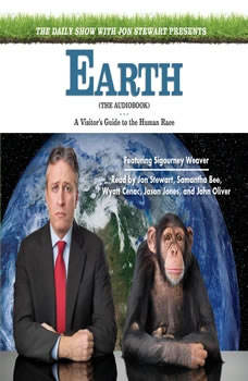 The Daily Show with Jon Stewart Presents Earth The Audiobook