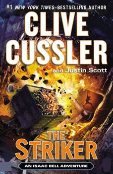 The Striker, Clive Cussler