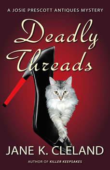 Deadly Threads, Jane K. Cleland