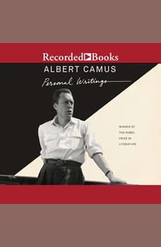 Personal Writings, Albert Camus