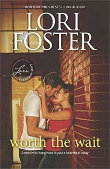 Worth the Wait: A Romance Novel A Romance Novel, Lori Foster