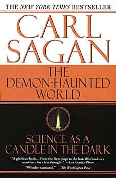 The Demon-Haunted World: Science as a Candle in the Dark, Carl Sagan