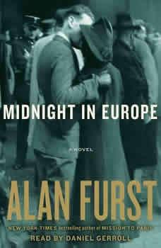 Midnight in Europe, Alan Furst