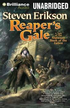 Reaper's Gale, Steven Erikson