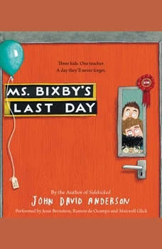 Ms. Bixby's Last Day, John David Anderson