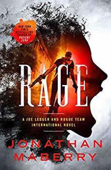Rage: A Joe Ledger and Rogue Team International Novel, Jonathan Maberry