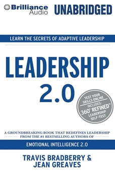 Leadership 2.0, Travis Bradberry