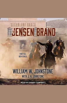 The Jensen Brand, J. A. Johnstone