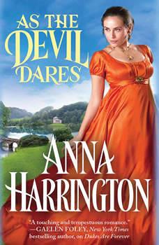 As the Devil Dares, Anna Harrington