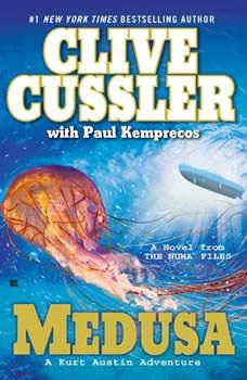 Medusa, Clive Cussler