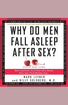 Why Do Men Fall Asleep After Sex, Mark Leyner