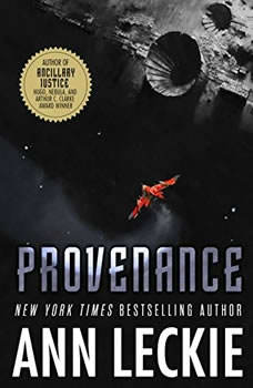 Provenance, Ann Leckie