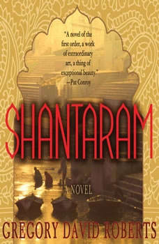 Shantaram, Gregory David Roberts
