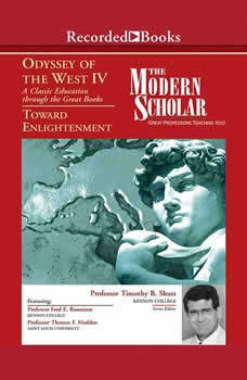 Odyssey of the West VI: A Classic Education through the Great Books: The Twentieth Century A Classic Education through the Great Books: The Twentieth Century, Timothy B. Shutt