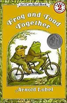 Frog and Toad Together, Arnold Lobel