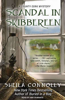 Scandal in Skibbereen, Sheila Connolly
