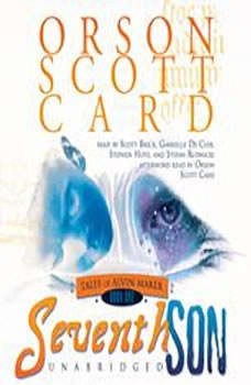 Seventh Son: Tales of Alvin Maker, Book 1, Orson Scott Card