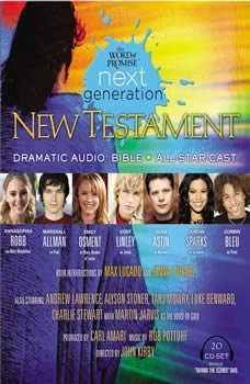 Word of Promise Next Generation - New Testament: Dramatized Dramatized, Marshall Luke Allman