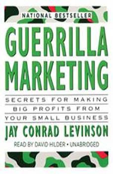 Guerrilla Marketing, Jay Conrad Levinson