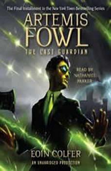 Artemis Fowl 8: The Last Guardian, Eoin Colfer