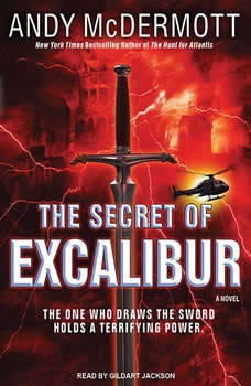 The Secret of Excalibur, Andy McDermott
