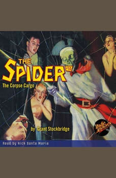 Spider #10 The Corpse Cargo, The, Grant Stockbridge