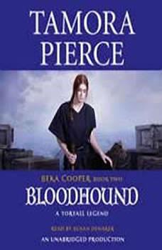 Bloodhound: The Legend of Beka Cooper #2, Tamora Pierce