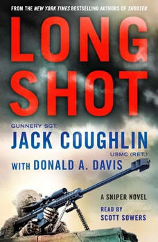 Long Shot: A Sniper Novel, Sgt. Jack Coughlin
