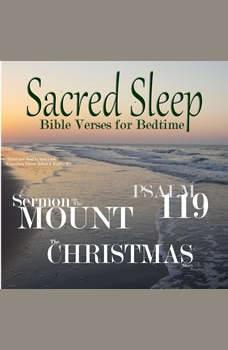 Sacred Sleep: Bible Verses for Bedtime, Various