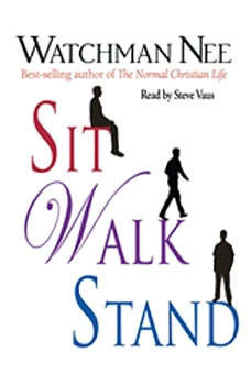 Sit Walk Stand: The Process of Christian Maturity, Watchman Nee
