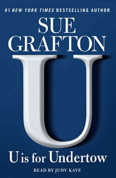 U Is For Undertow, Sue Grafton