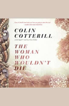 The Woman Who Wouldnt Die, Colin Cotterill