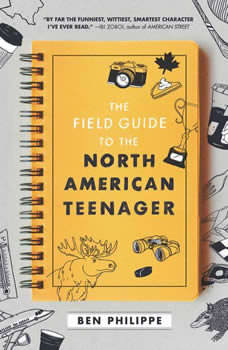 The Field Guide to the North American Teenager, Ben Philippe