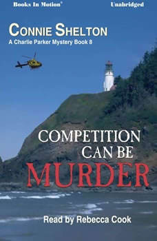 Competition Can Be Murder, Connie Shelton