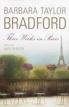 Three Weeks in Paris, Barbara Taylor Bradford