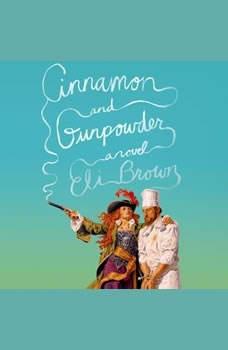 Cinnamon & Gunpowder, Eli Brown