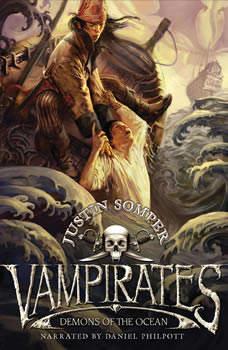 Vampirates: Demons of the Ocean, Justin Somper