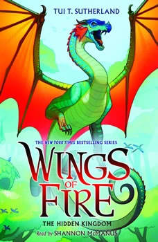 Wings of Fire, Book #3: The Hidden Kingdom, Tui T. Sutherland