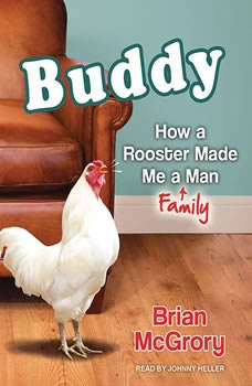 Buddy: How a Rooster Made Me a Family Man How a Rooster Made Me a Family Man, Brian McGrory