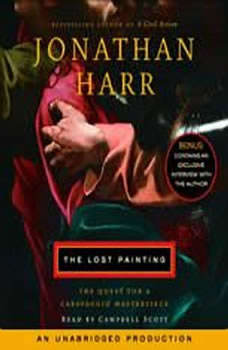 The Lost Painting, Jonathan Harr